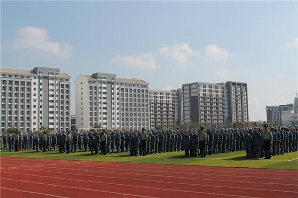幼师学校举行防空防灾应急疏散演练活动
