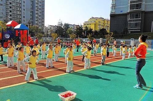 幼儿园早操活动的编排与设计